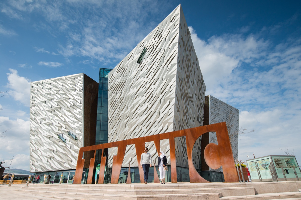 Titanic Centre Belfast | Visit the Titanic Centre during your stay at Laurel Villa Guest House, Magherafelt