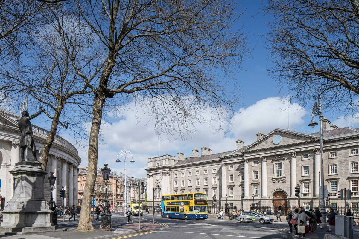 Trinity College, Dublin | Visit Dublin during your stay at Laurel Villa Guest House