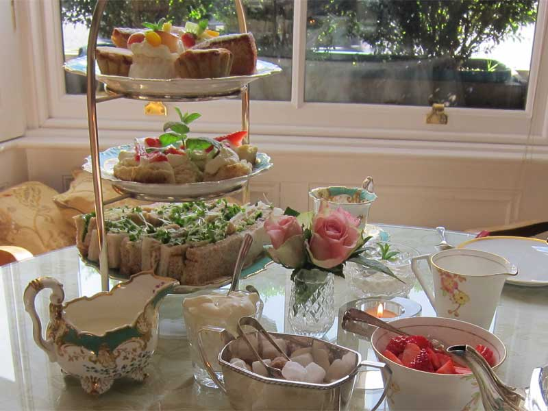 Delicious home baked treats at Laurel Villa 4 Star Guest House in Magherafelt | the perfect venue for Afternoon Tea