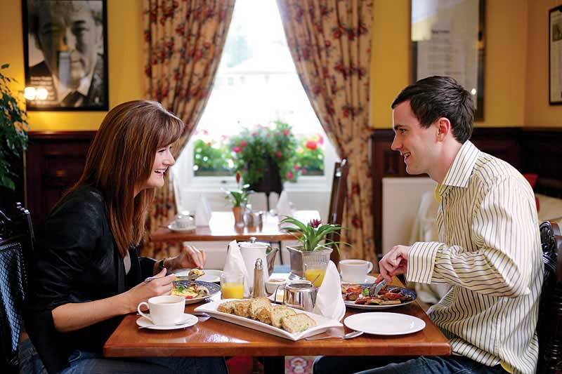 Enjoy delicious home cooked breakfasts at Laurel Villa 4 Star Guest House in Magherafelt Town | the perfect B&B for overnight or weekend getaways